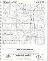 New Glarus T4N-R7E, Green County 1964